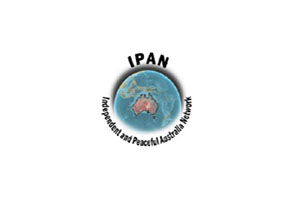 IPAN. The Independent and Peaceful Australia Network logo