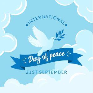International Day of Peace 21st September