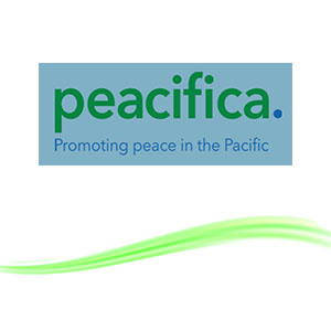Peacifica. Promoting peace in the pacific.