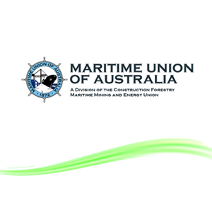 Maritime Union of Australia. A division of the construction forestry maritime mining and energy union.