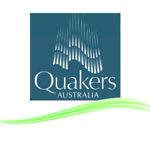 Quakers Australia logo