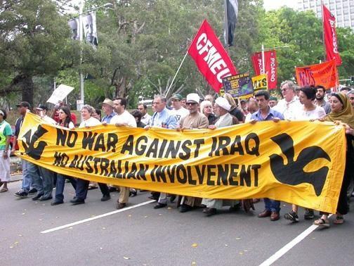 Sydney Peace & Justice Coalition