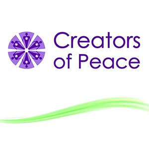 Creators of Peace logo