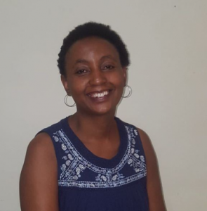 Dr Lydia Wanja Gitau