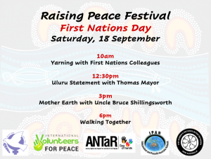 First Nations Day of Events