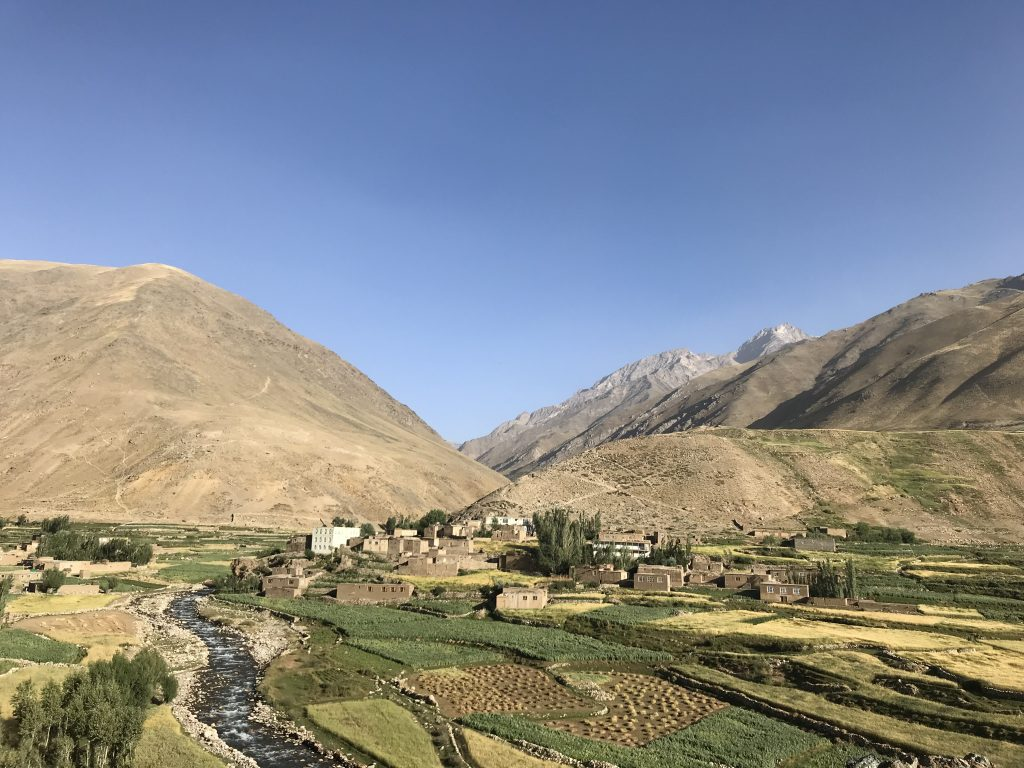 Image of Afghanistan Countryside