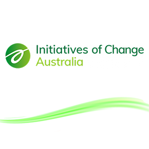 Initiatives of Change Australia Logo