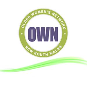 Older Women's Network NSW Logo