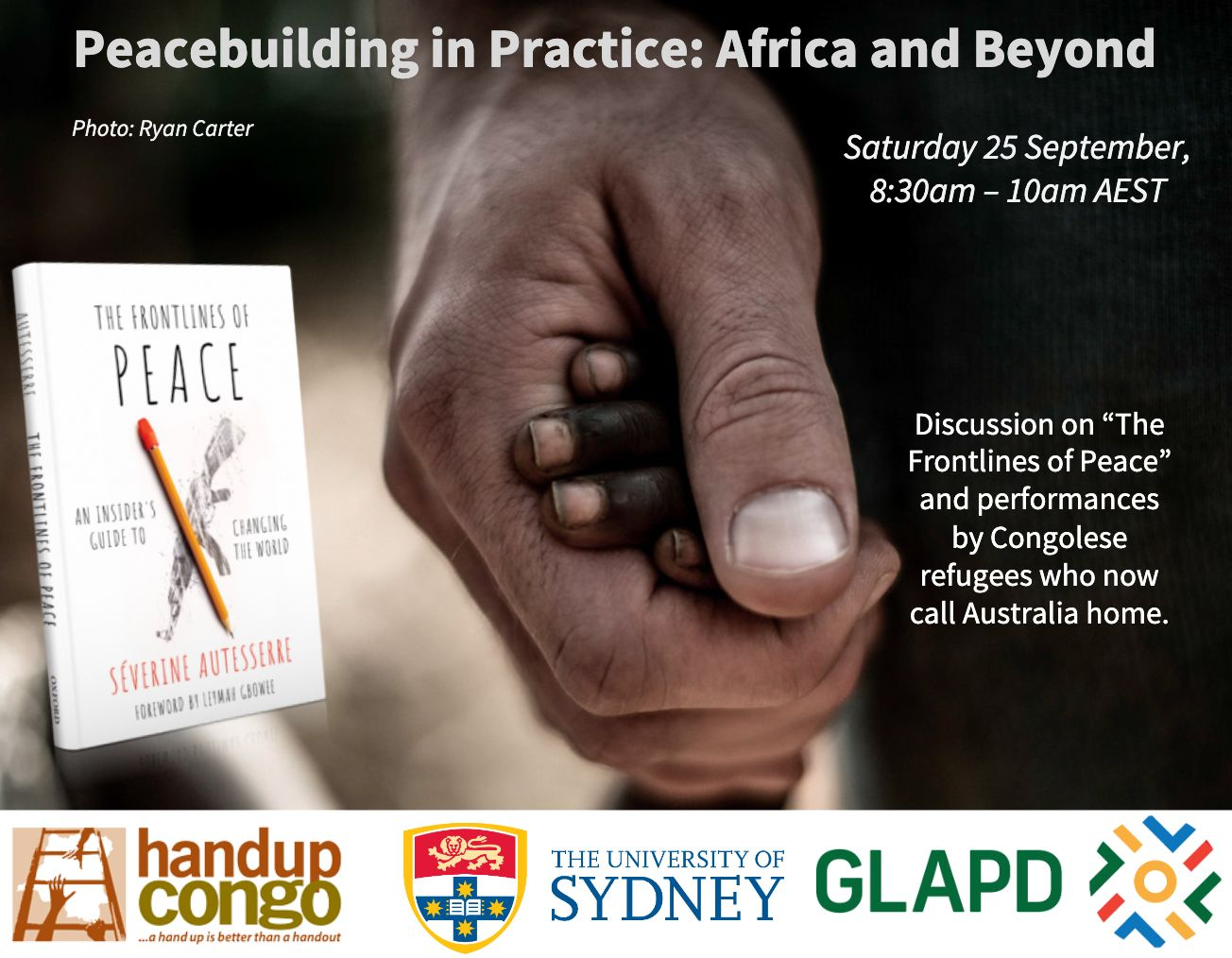 Peacebuilding in Africa and Beyond