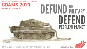 Defund The Military